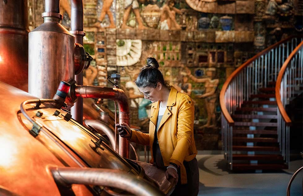 MEGA: el museo de la cerveza abre en A Coruña (y llega a los cinco sentidos)
