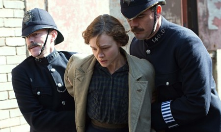 Carey Mulligan Sufragistas