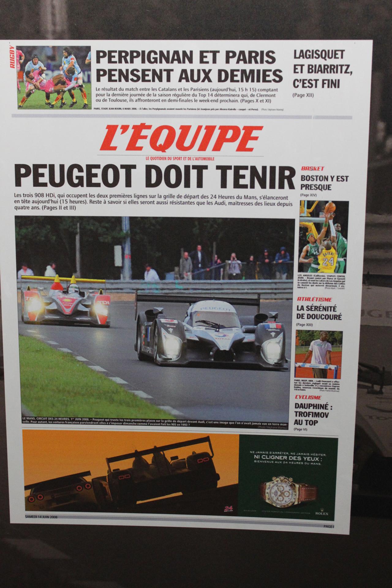 Foto de Museo 24 horas de Le Mans (136/246)