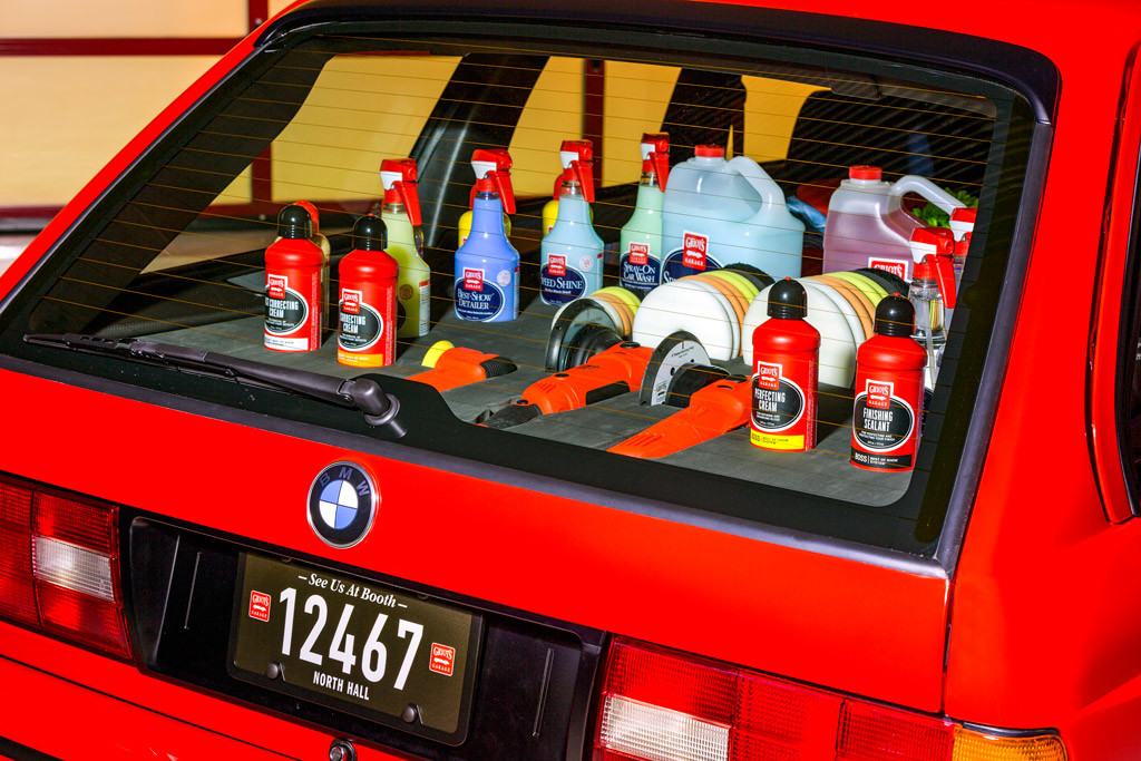 Foto de BMW M3 E30 Detail Wagen (4/5)