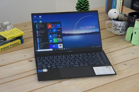 ASUS Zenbook 13 OLED, análisis: la gran sorpresa del año no cuesta ni 1000 euros