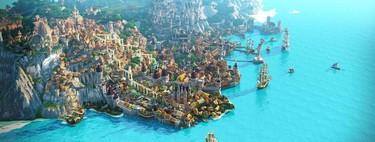 31 alucinantes edificaciones, ciudades e ideas arquitectónicas creadas en Minecraft