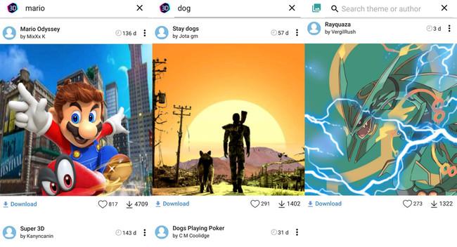 No te pierdas Hologram Background, la app para tener fondos de pantalla en 3D gracias al giroscopio