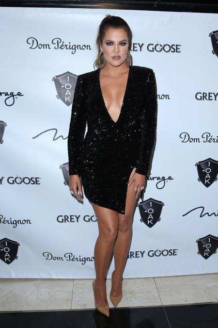 Khloe Kardashian Negro