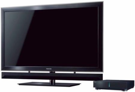 Toshiba se arriesga de nuevo con sus Cell TV, sus televisores todoterreno