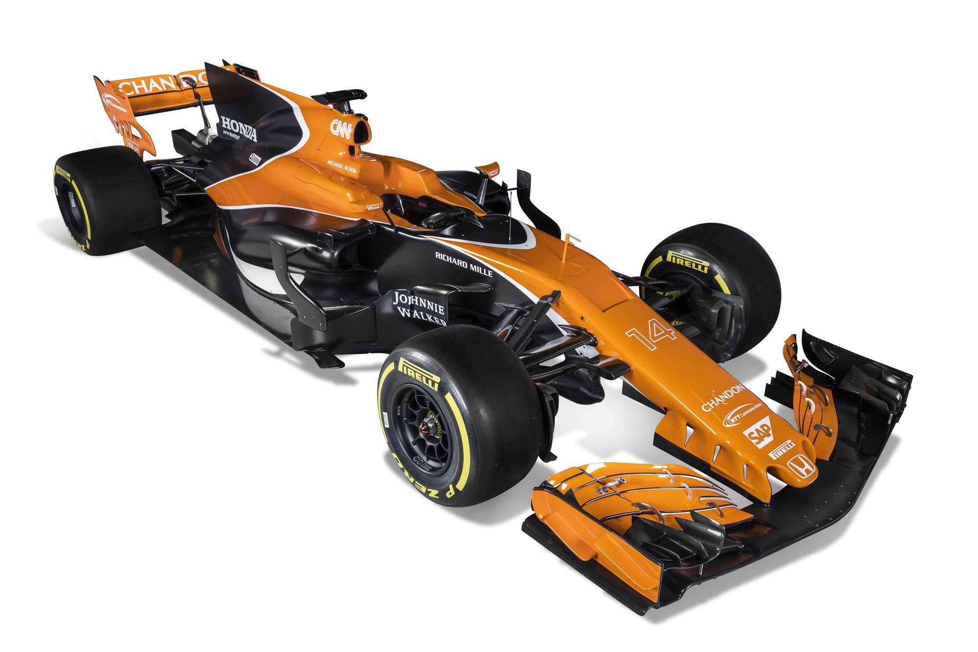 Foto de McLaren MCL32 (2/4)