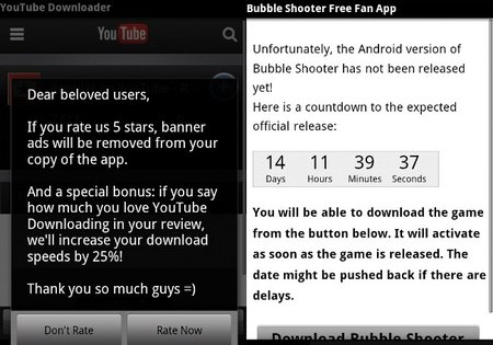 El malware se multiplica por ocho en Android durante 2012
