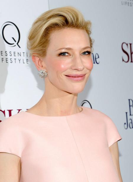 Cate Blanchett, la actriz de los mil looks distintos y siempre impecable