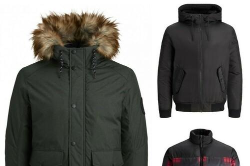 Los abrigos que arrasan en eBay son de Jack&Jones y los tienes desde sólo 35,99 euros con envío y devolución gratis