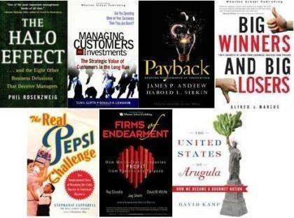 Libros de negocios para la primavera