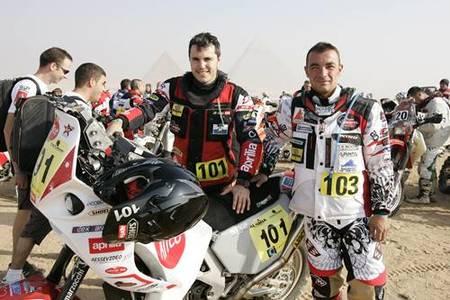 Alex Zanotti y Paolo Ceci