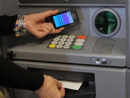 Cajero NFC