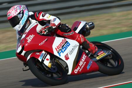 Kunii Aragon Moto3 2021