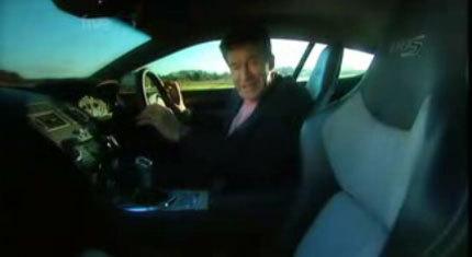 Tiff Needell y el Aston Martin DBS