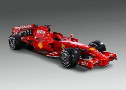 Datos técnicos y galería de imágenes del Ferrari F2008