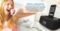 iLuv iMM153, despertador con vibración e integración con iPod