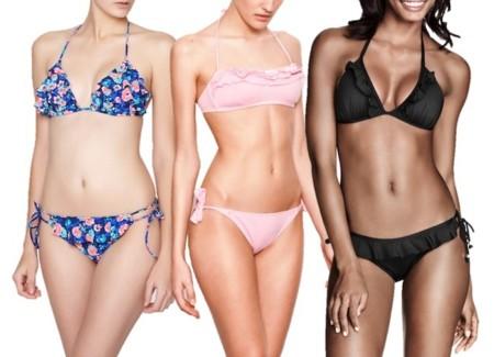 bikinis volantes 2014