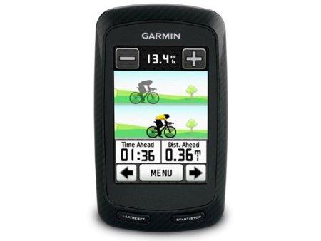 Garmin Edge 800, más exactitud y elegancia para los ciclistas
