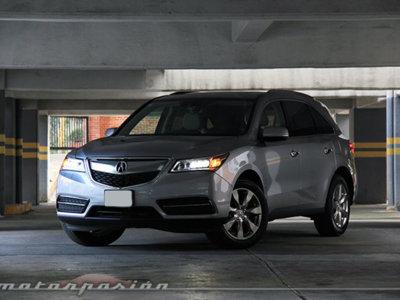 Acura MDX, probamos un SUV pensado en la comodidad