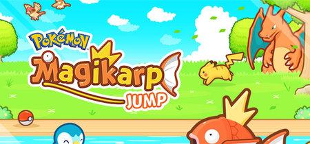 Magikarp Jump, haz que tu pez salte más alto en este nuevo y loco juego de Pokémon