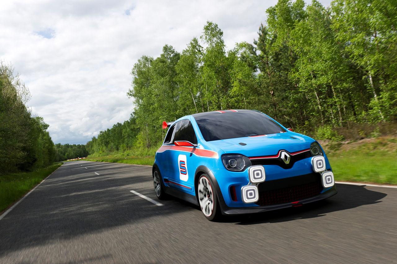 Foto de Renault Twin'Run Concept (7/49)