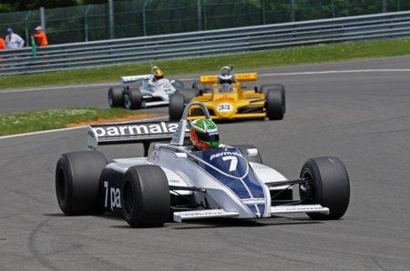 Festival de Clásicos del Automovilismo en el Circuito de Jerez