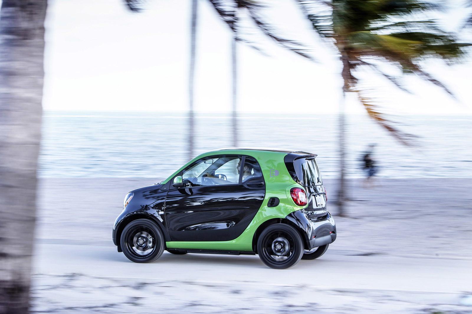 Foto de smart fortwo Electric Drive, toma de contacto (260/313)