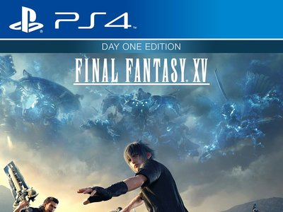 Final Fantasy XV Day One Edition, para Xbox y PS4, por 29,74 euros