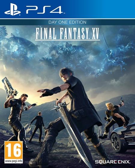 Final Fantasy XV Day One Edition, para Xbox y PS4, por 29,74 euros