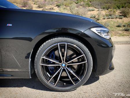 BMW Serie 3 2019 llantas kit M