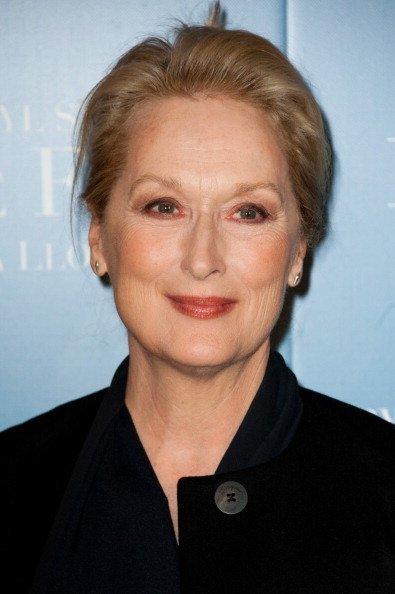 El look de Meryl Streep en el estreno de The Iron Lady (La dama de hierro)