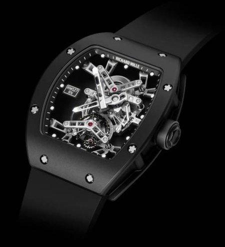 La propuesta de Richard Mille para la Only Watch 2011