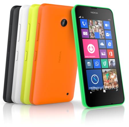 El Nokia Lumia 630 ya luce sus carcasas de colores
