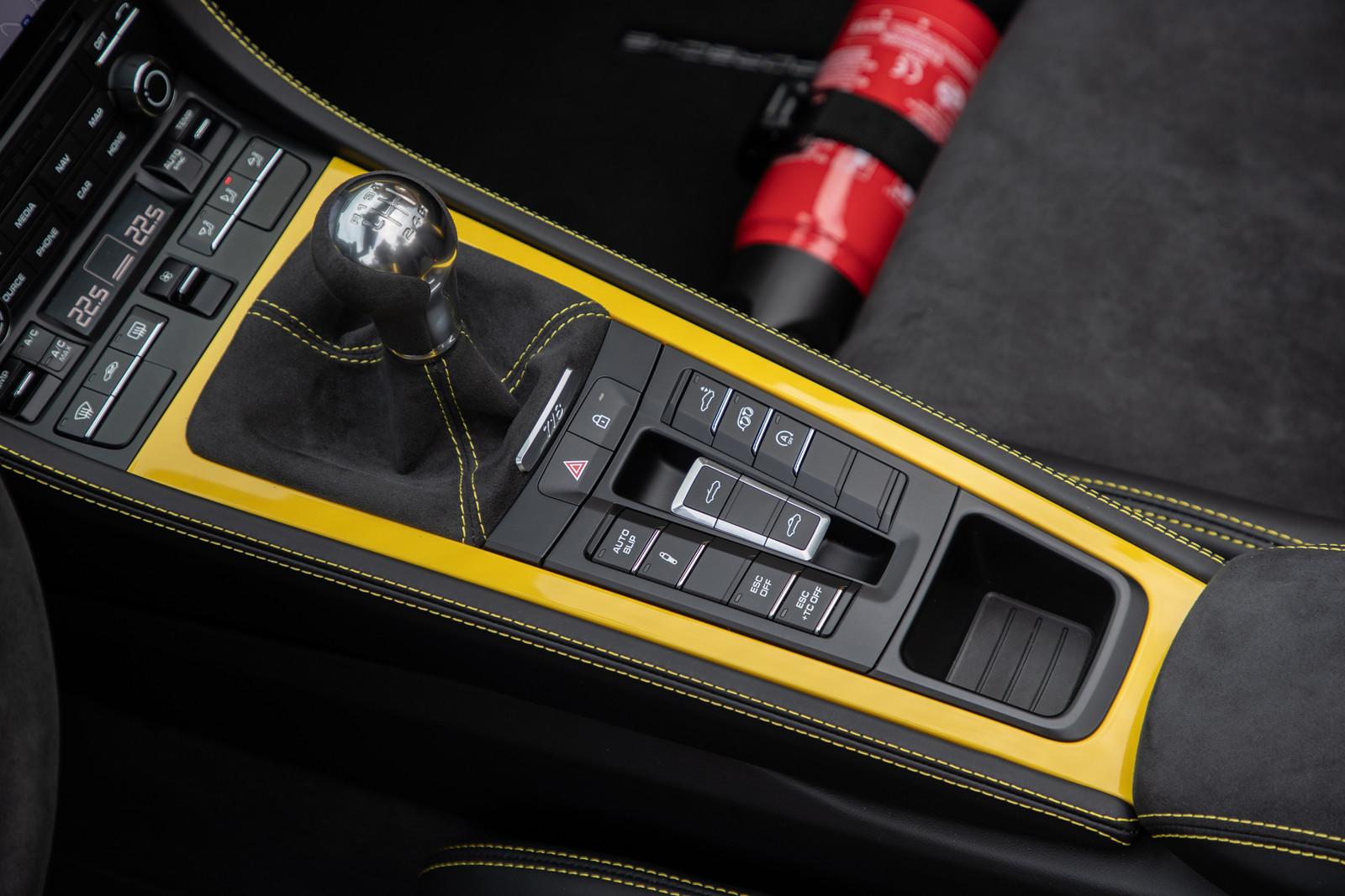 Foto de Porsche 718 Spyder (prueba contacto) (262/296)