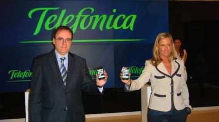 Movistar presenta sus nuevas tarifas para el iPhone 3G