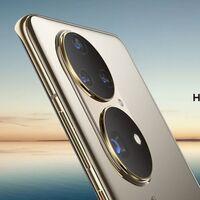 Huawei confirma el diseño del P50 con ese enorme módulo fotográfico, pero sigue sin fecha de lanzamiento