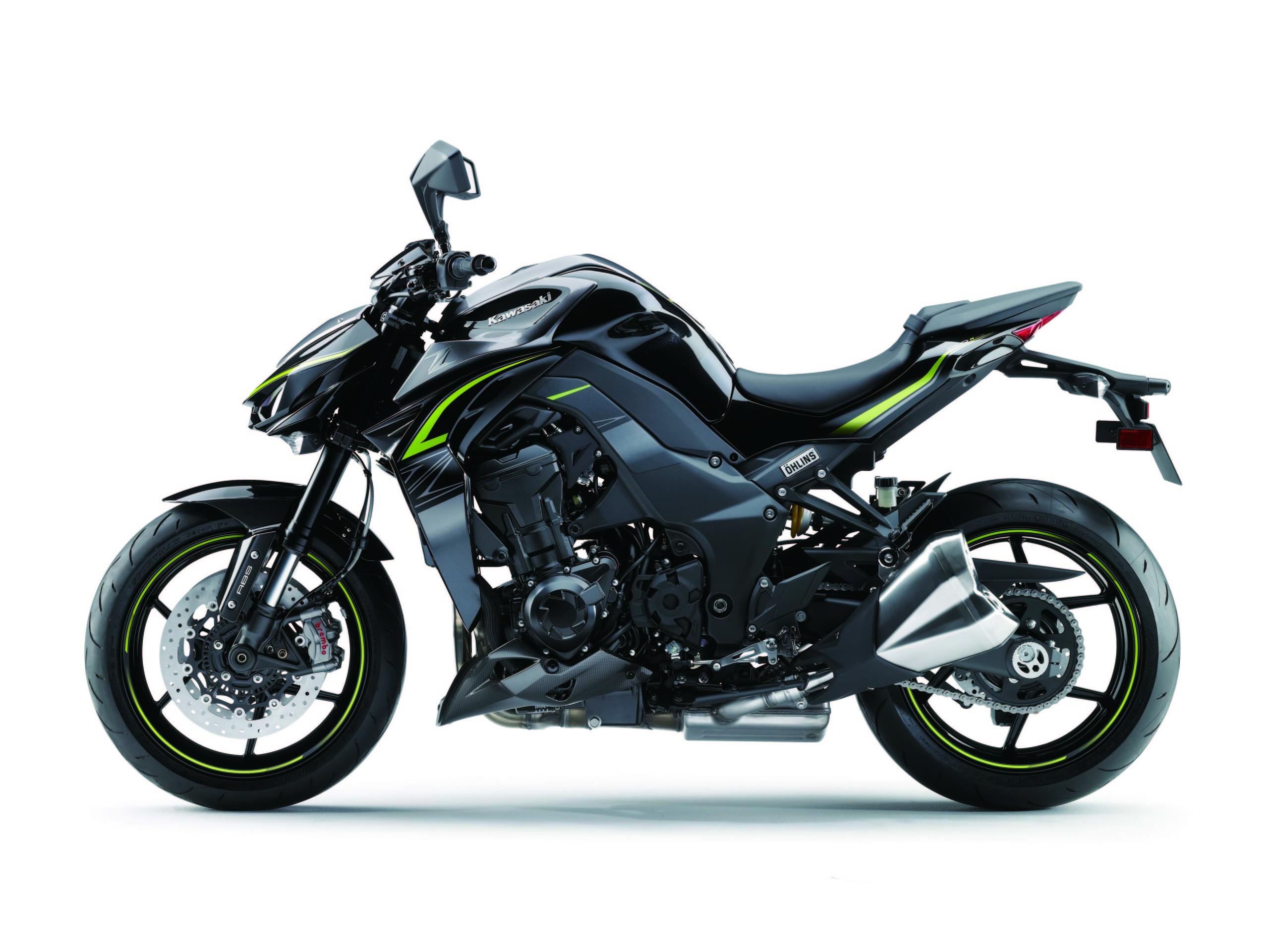 Foto de Kawasaki Z 1000 R Edition (5/10)