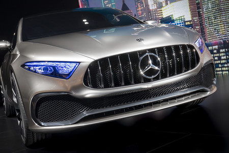 Mercedes Clase A Sedan Concept 85
