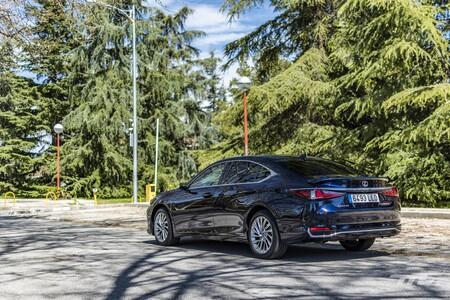Lexus Es 300h 2021 Prueba 008