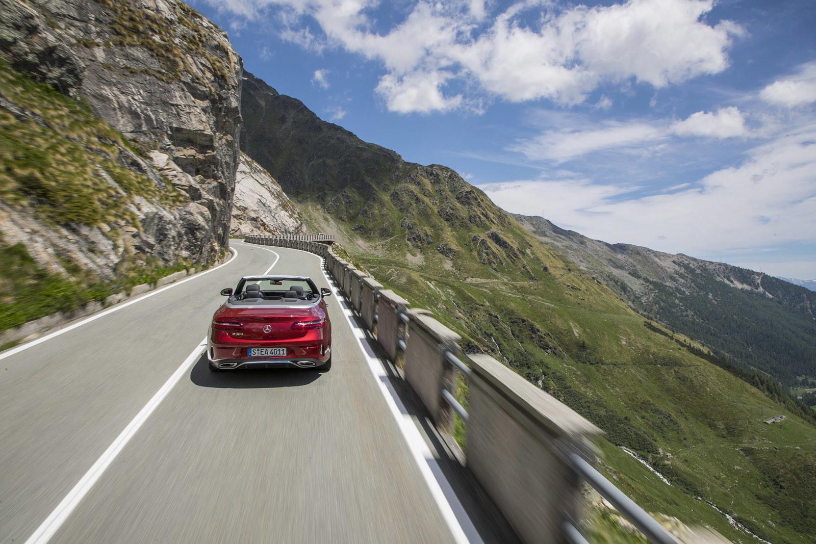 Foto de Mercedes-Benz Clase E Cabrio, toma de contacto (141/156)