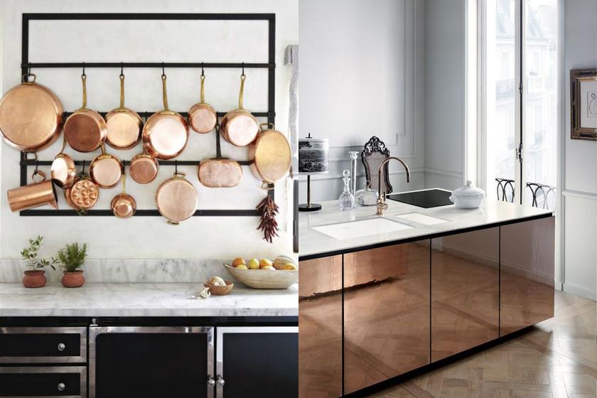 17 ideas para decorar la cocina con accesorios y for Accesorios decorativos para cocina