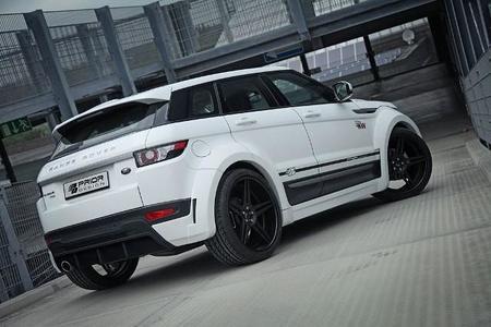 Range Rover Evoque by Prior Design