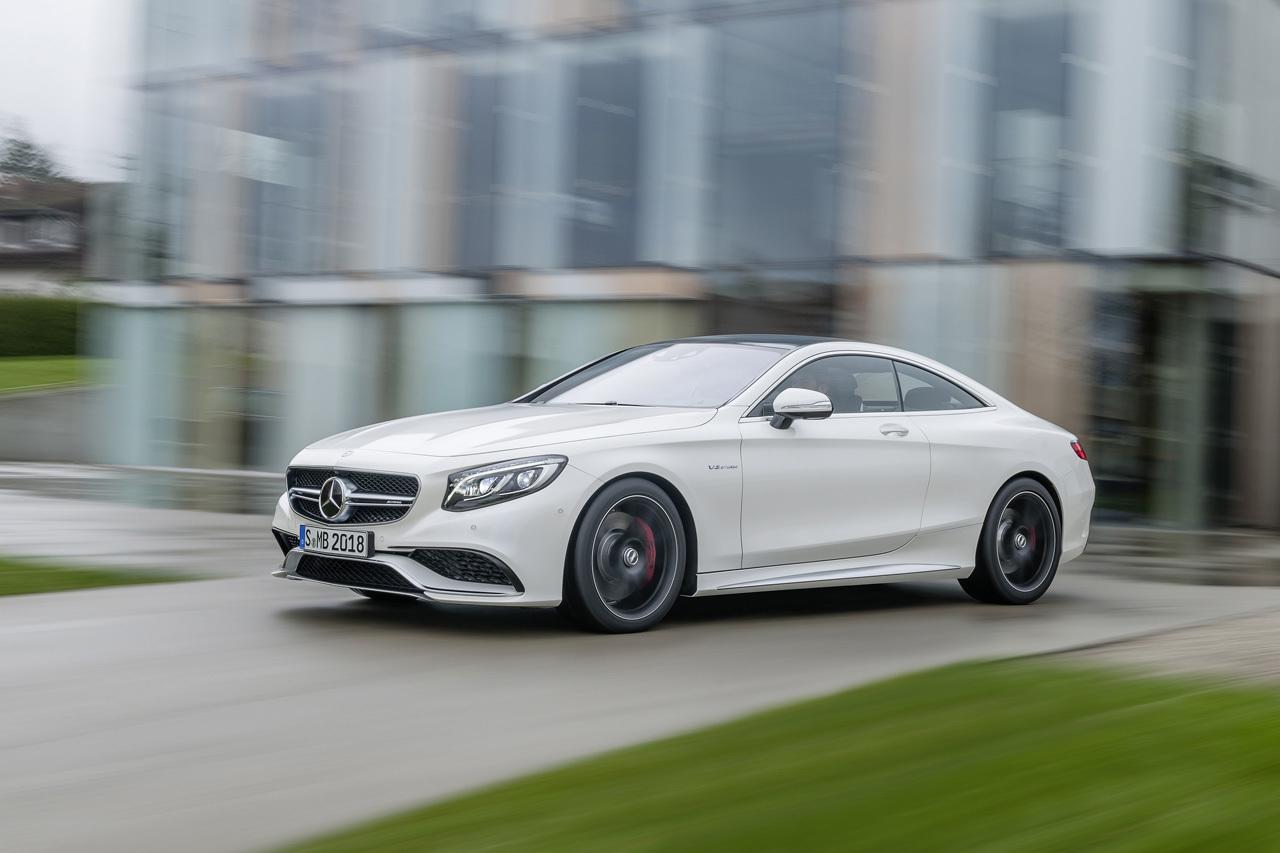 Foto de Mercedes-Benz S 63 AMG Coupé (1/23)