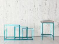 Cromatti, minimalismo a todo color en tu sala de estar o en tu cocina