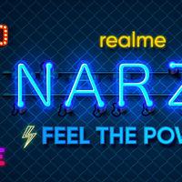Realme tendrá una nueva gama de móviles para jóvenes llamada 'Narzo'