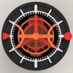 Puedes imprimir un reloj mecánico con tu impresora 3D