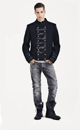 HM propone sus tendencias Otoño-Invierno 2009/2010 uniforme