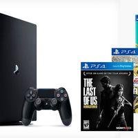 Si quieres una PS4 Pro con 3 juegos, en eBay sólo te costará 459 euros