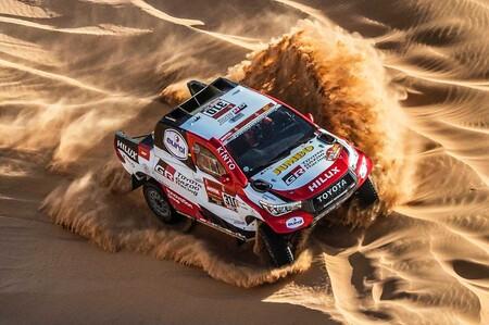 Alonso Dakar 2020 2