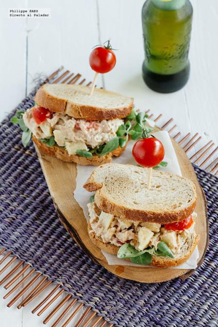 Tu dieta semanal con Vitónica (CLXXVI): con ideas de bocadillos saludables